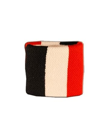 Digni/® Poignet /éponge avec drapeau Allemagne Dienstflagge pack de 2