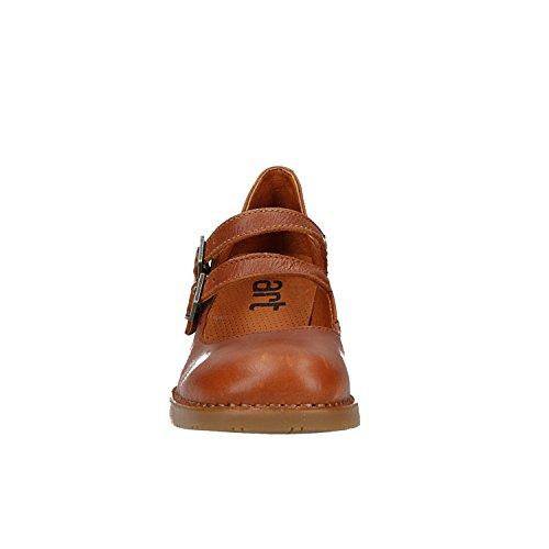 Bristol Memphis Marron Cuero Art 0074 Zapatos fIxEq6Bnw