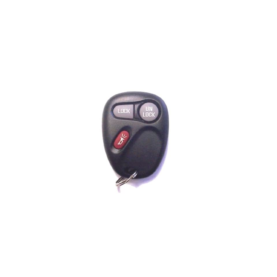 2000 GMC Yukon XL Keyless Entry Remote Fob Clicker With Do It Yourself