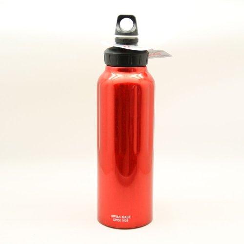 sigg 1 5 liter wide mouth bottle traveller red import. Black Bedroom Furniture Sets. Home Design Ideas