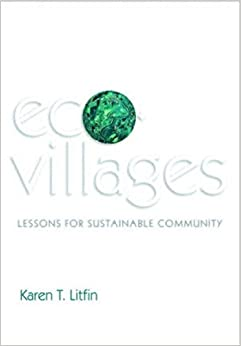 Book Ecovillages: Lessons for Sustainable Community by Karen T. Litfin (2013-12-01)