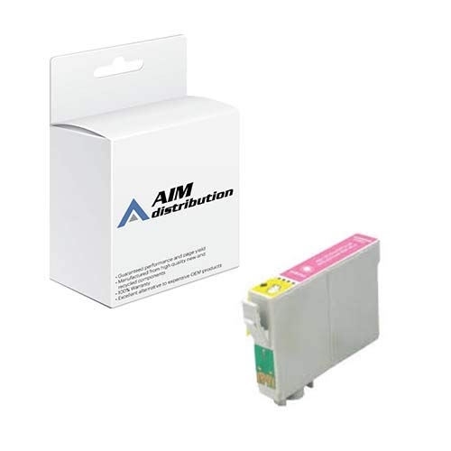 (AIM Remanufactured Replacement for NO. 98 Light Magenta Inkjet (T098620-US))