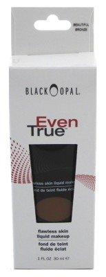 Black Opal Even True Beautiful Bronze Foundation 1oz (3 Pack)