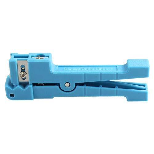 Fiber Optic/Coaxial Stripper Closepin Buffer Tube 1/8 to 7/32 Comp: 45-163 -