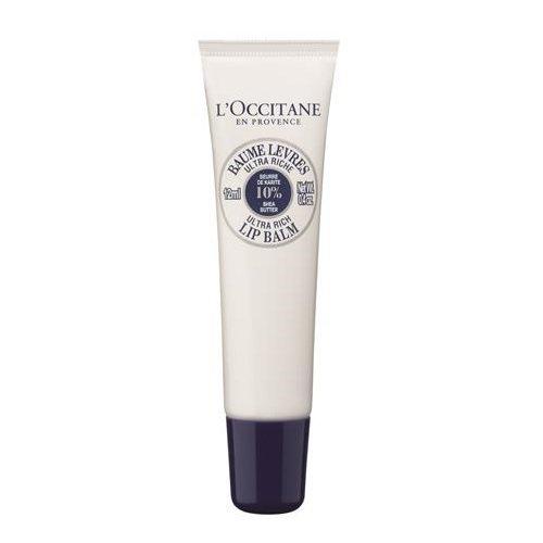 L'Occitane Ultra-Rich 10% Shea Butter Nourishing Lip Balm, 0.4 oz.