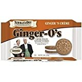 Newman's Own Organic Ginger-O's Cookie (6x13 OZ)