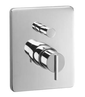 Jado 831/546/355 Glance Pressure Balance Diverter Valve TubShower
