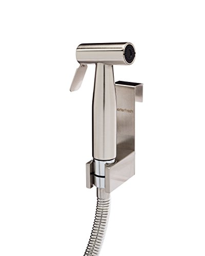 SmarterFresh Hand Held Brass Bidet Sprayer, Premium Brass Di