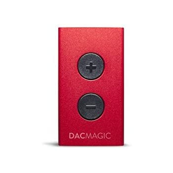 Cambridge Audio DacMagic XS v2 USB DAC and Headphone Amp (Red)