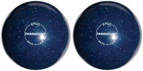 EPCO-Duckpin-Bowling-Ball-Speckled-Houseball-BlueBalls-2-Balls