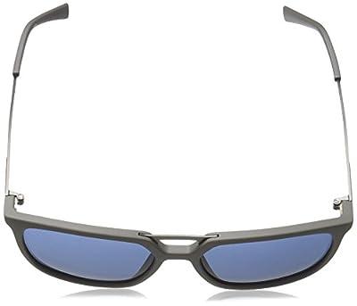 Calvin Klein Men's R364s R364S-002 Square Sunglasses