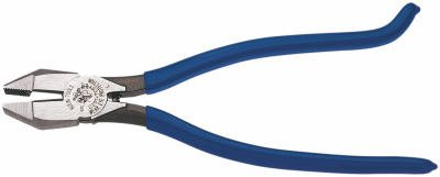 Klein Tools D201-7CST Ironworker's Side Cutting Work Pliers
