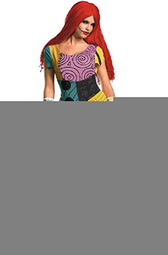 8eighteen The Nightmare Before Christmas Sassy Sally Adult Costume (Sally From The Nightmare Before Christmas Costume)