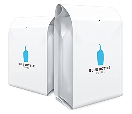 Review Blue Bottle Coffee -