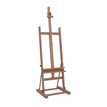Professional artists easel beech wood painting display studio NEW