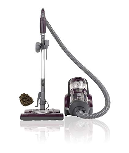 Kenmore 22614 Purple Filters Vacuum, Bagless Canister Lightweight Cleaner, Pet Friendly Attachments (Complete Set) w/Bonus: Premium Microfiber Cleaner Bundle