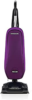 Oreck Axis Upright Bagged Vacuum Cleaner (Purple)