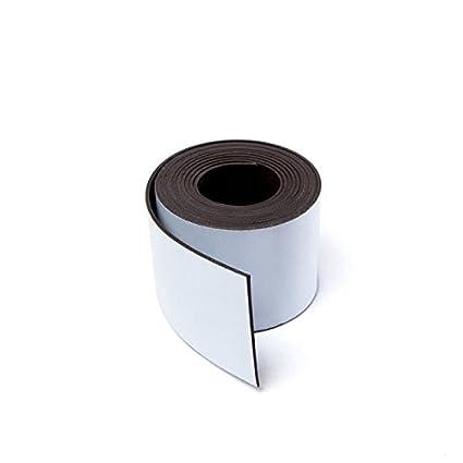zum Zuschneiden MTS Magnete Magnetisches Band f/ür Schilder 30/mm breit dunkelviolett