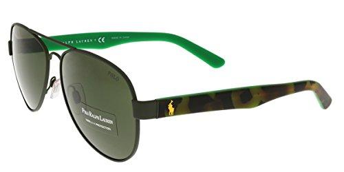 Sunglasses Polo PH 3096 900571 CAMO - Lauren Eyewear Polo Ralph
