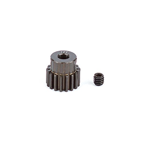 Team Associated 1335 Factory Aluminum 17T 48P 1/8 Shaft Pinion Gear