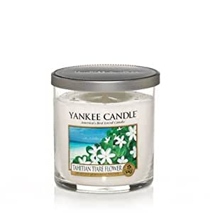 Tahitian Tiare Flower Small Tumbler Candle (single wick) - Yankee Candle