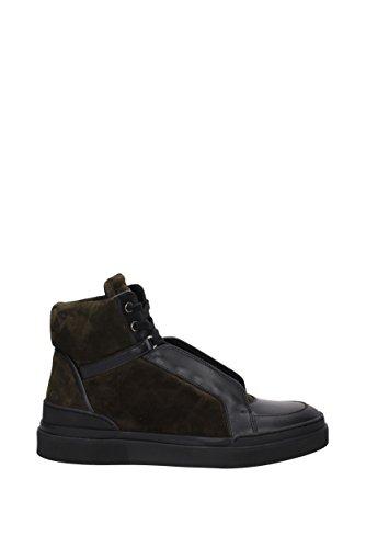 ha310z004 Eu Verde Camoscio Sneakers Pierre Balmain Uomo qwWIUzSxX4