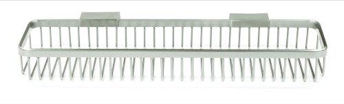 Deltana WBR1851U26 18-Inch Rectangular Wire Basket -