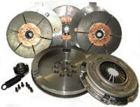 5. Valair NMU70G56TRIPLE-NW Triple Disc Ceramic Clutch