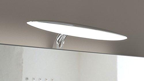 LAMPADA 20 CM. 4.8W luce a LED applique faretto specchio arredo ...