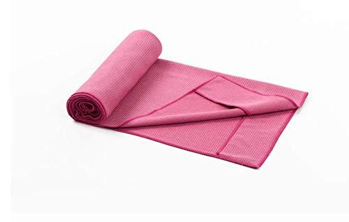 Amazon.com : Amida Upgrade Yoga Mat Towel, Yoga Mate ...