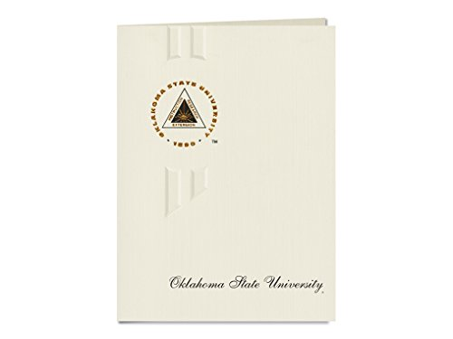 - Signature Announcements Oklahoma State University Graduation Announcements, Elegant style, Elite Pack 20 with Oklahoma State U. Seal Foil
