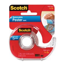 3M 109 Scotch Poster Tape (109 Removable Poster Tape)