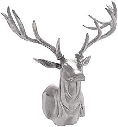 Deco 79 27526 Aluminium Trophy Head