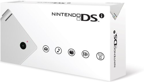 Nintendo DSi White - Standard Edition by Nintendo (Image #1)