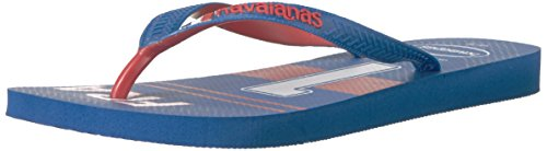Unisex III Havaianas Blue Teams Red Sandal France ZqdnxBEnS