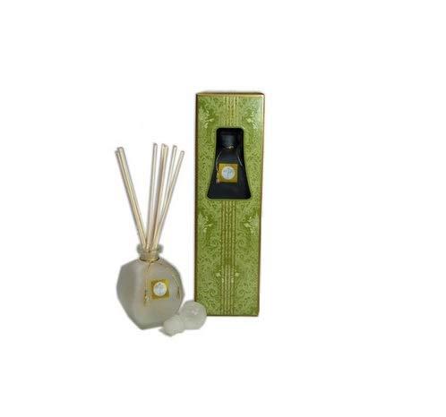 (ERGO er'go Luxury Natural Premium Reed Diffusers Set (Sage Pine - Green Box))