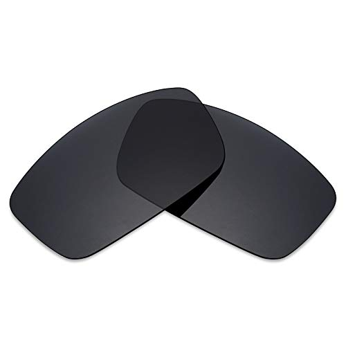 Mryok Polarized Replacement Lenses for Spy Optic Logan - Stealth Black
