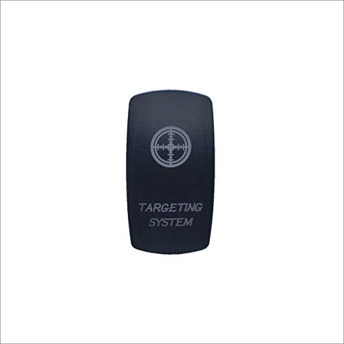 (Voswitch Removable Rocker Switch Cover with Label