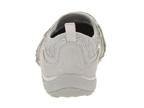 Breathe Muse Shoe My Light Casual Easy Grey Skechers Women's Bw4F55