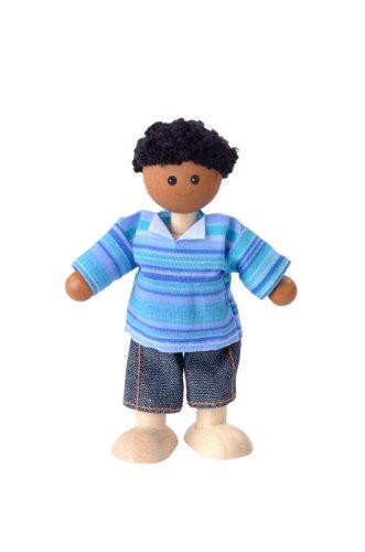 Search : Plan Toys African American Boy Doll