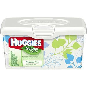 Huggies Nat Care Ff/Bby W Size 64ct Huggies Natural Care Fragrance Free Baby Wipes Tub 64ct