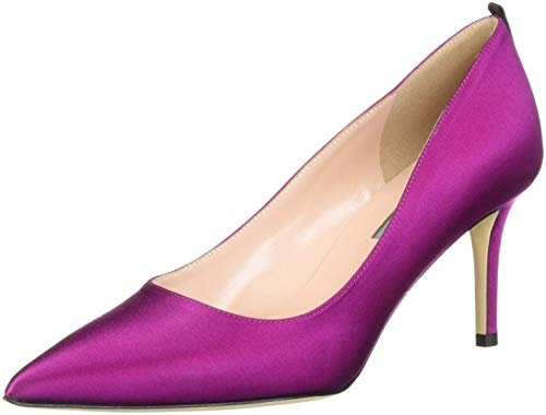- SJP by Sarah Jessica Parker Women's Fawn 70 Pointed Toe Dress Pump, Cartier Pink Sa, 38 B EU (7.5 US)