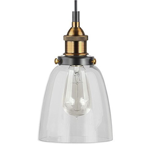 Antique Gold Pendant Light in US - 7