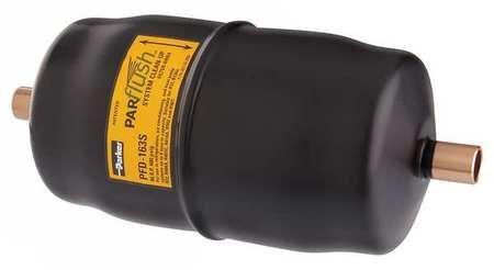 Bi-Flow Filter-Dryer Steel Shell Sweat - Flow Handle Shell