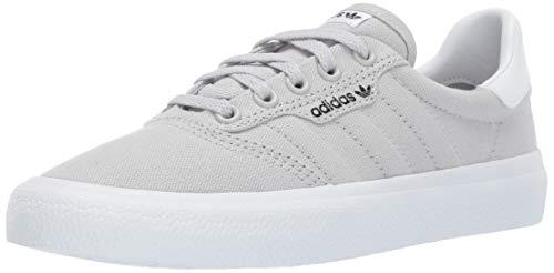 (adidas Originals Unisex 3MC Sneaker, LGH Solid Grey/White/Black, 10.5K M US Little Kid)