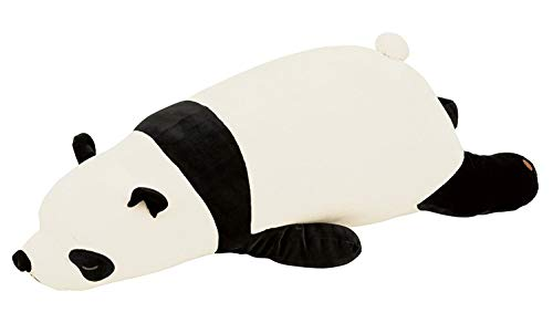 (Livheart Panda Premium Nemu Nemu Sleepy Head Animals Body Pillow Plush Giant Panda 'PaoPao' Size L (30