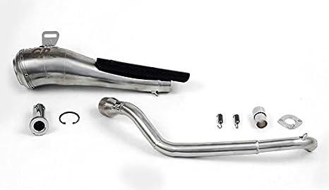 Turbo Kit - Escape Pit Bike 160 Tipo Gp Cilindro Klx, Z: Amazon.es: Coche y moto