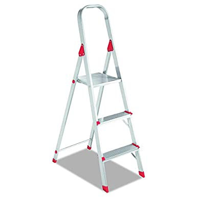 Davidson escalera Dav l2346 – 03bx 183/8 de ancho, altura de 72 cm, 31