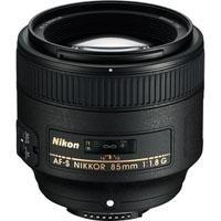 Nikon AF S NIKKOR 85mm f/1.8G Fixed Lens with Auto Focus for Nikon DSLR Cameras (Certified Refurbished)