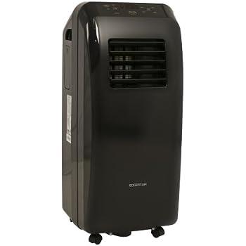 EdgeStar AP10002BL Smallest Footprint 10,000 BTU Portable Air Conditioner - Onyx